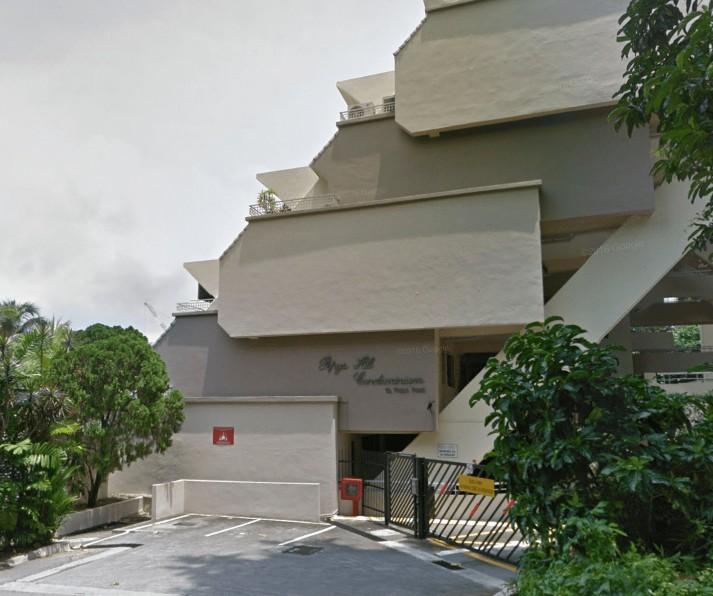 pepys hill condominium
